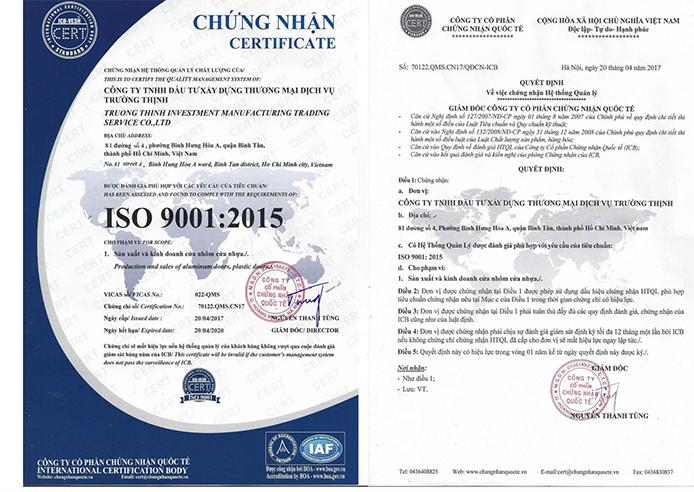 giay-chung-nhan-ISO 9001 - 2015